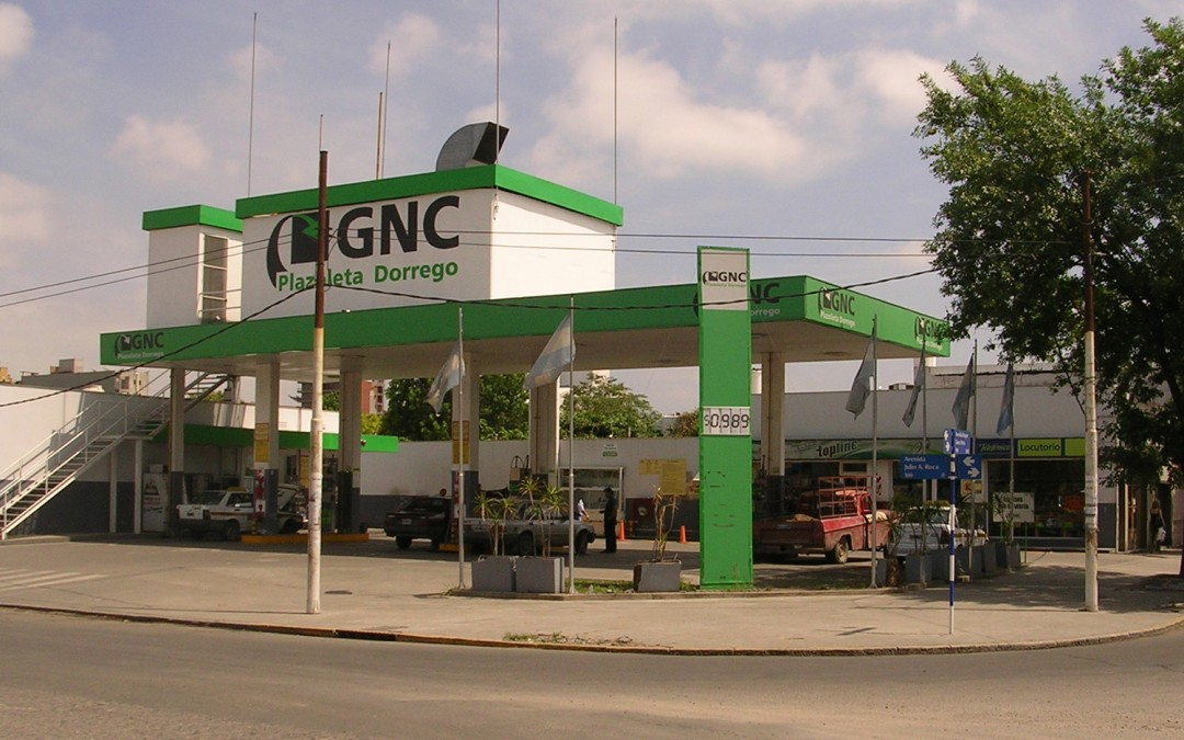 Nature GNC Gas Station