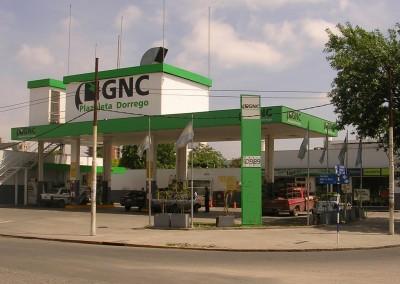 Stazione di Servizio Nature GNC