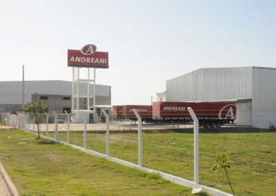 Industrial building and offices in Andreani, Parque Industrial Tucuman (Tucuman Industrial Park)