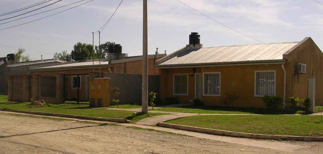 Planned Neighborhood La Rinconada I and II, Homes and Infrastructure