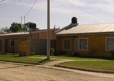 Quartiere La Rinconada I e II, Abitazioni e Infrastruttura
