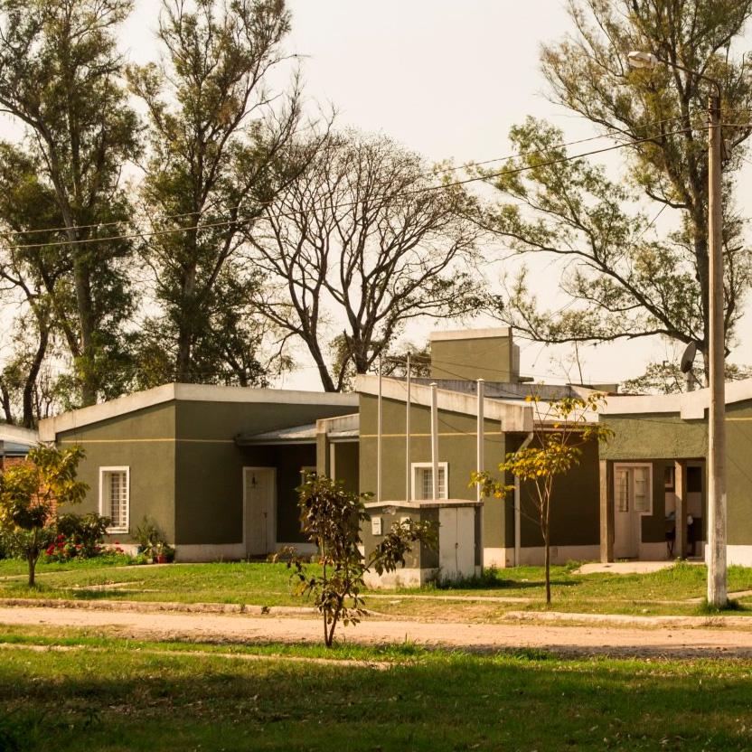 180 viviendas - El Chañar - Burruyacú - Tucumán