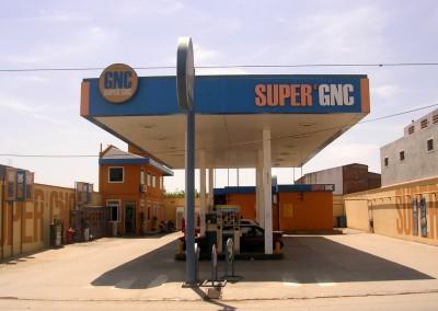 Stazione di Servizio GNC – Las Talitas