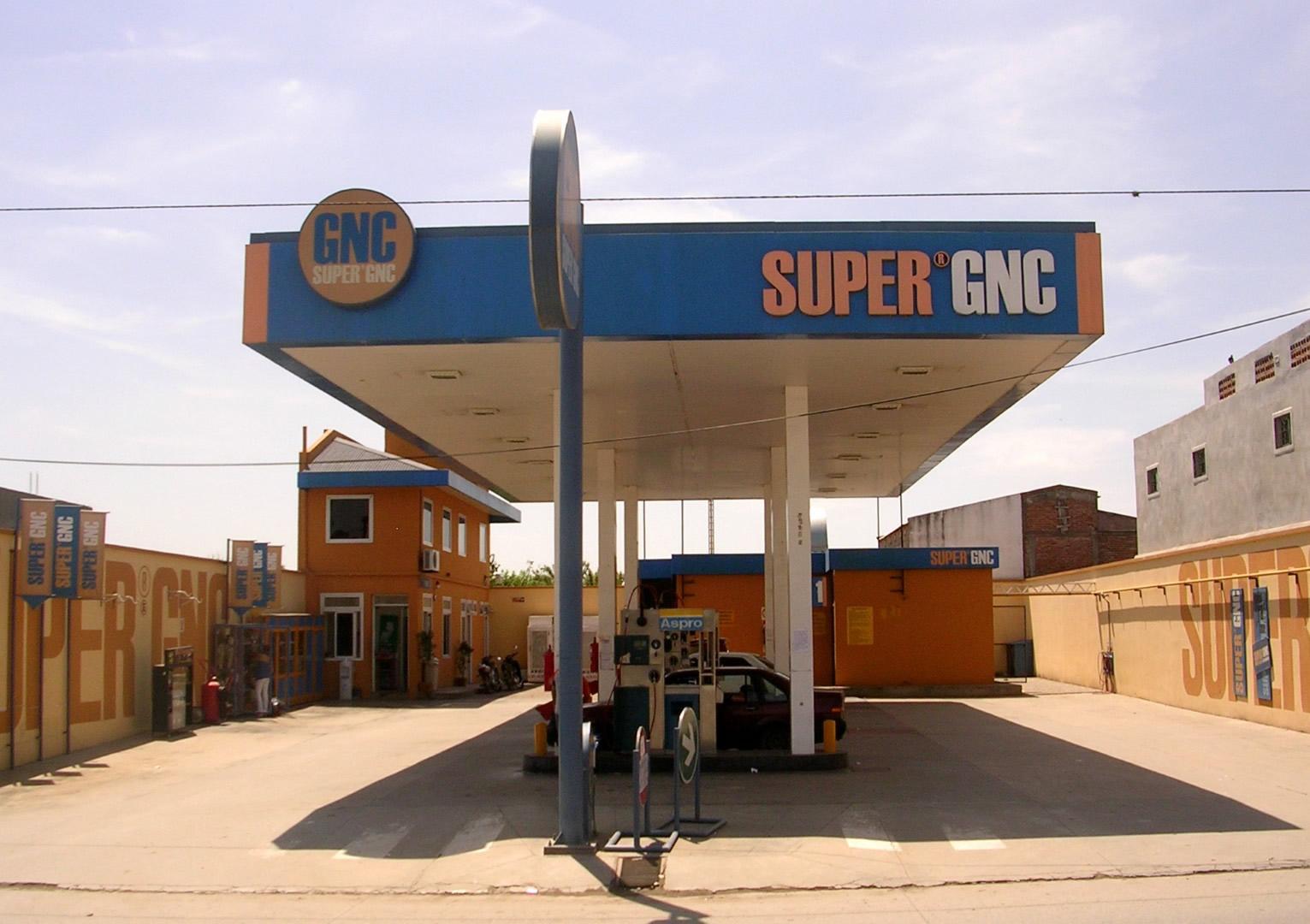 Estación de Servicios SUPER GNC – Las Talitas | Fortino