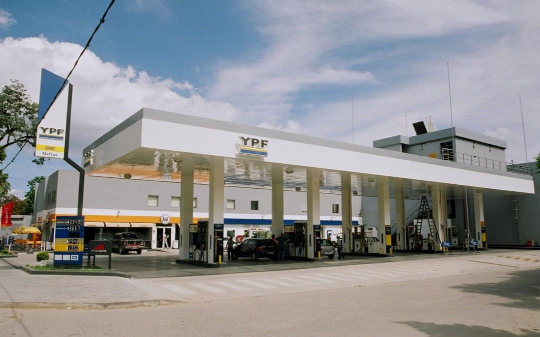 YPF Dual Gas Station – Yerba Buena