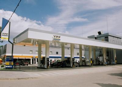 Stazione di Servizio Dual YPF – Yerba Buena